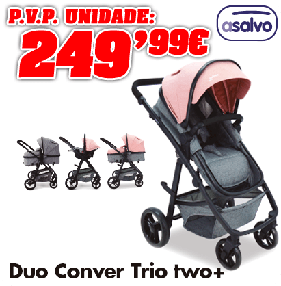 Asalvo duo converter Trio Country