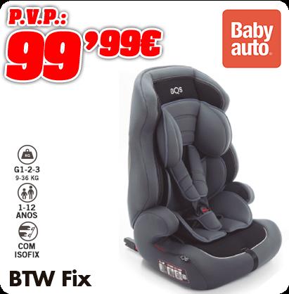 Baby Auto BTW Fix