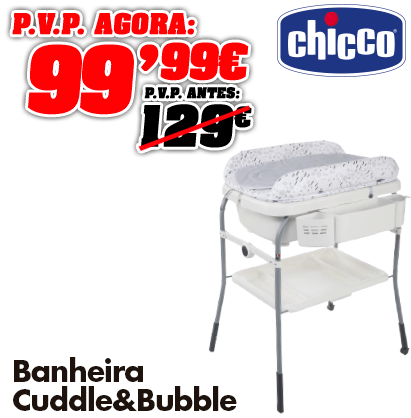 Chicco banhera Cuddle & Bubble Cool