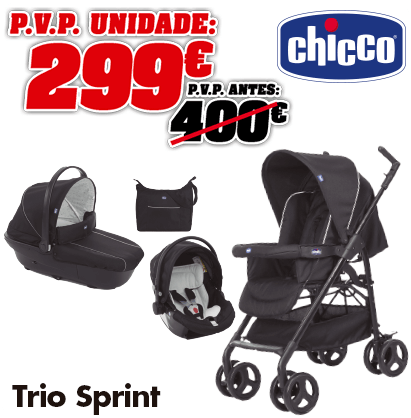 Chicco trio Sprint