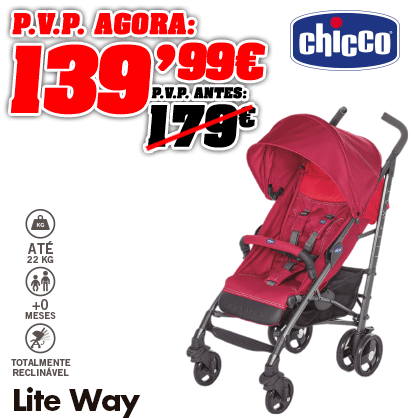 Chicco Lite Way
