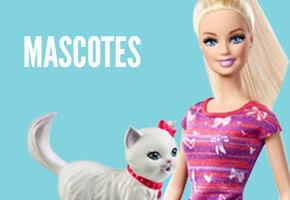 Barbie Mascotes
