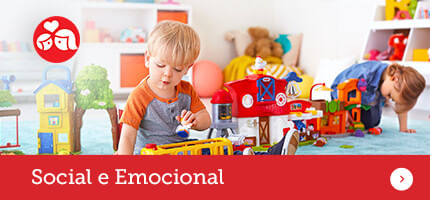 Jouets de scène sociaux et émotionnels