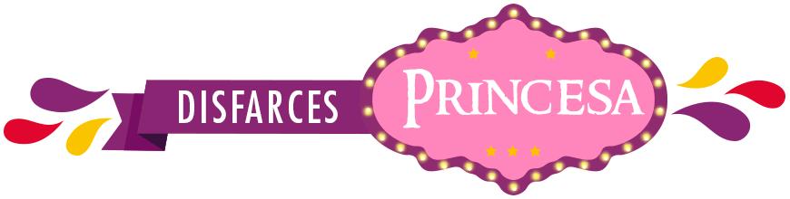 Disfarces Princesa