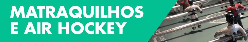 Matraquilhos e Hockey de mesa
