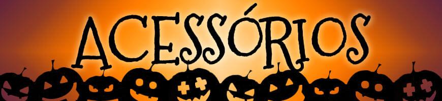 acessorios de Halloween