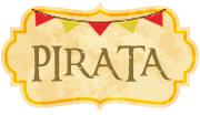 Disfarces Carnaval Pirata