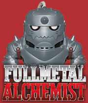 Funko Pop Full Metal Alchemist