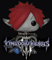 Funko Pop Kingdom Hearts