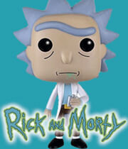 Funko Pop Rick y Morti