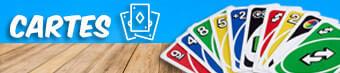 Jeux de cartes et Jeux de société