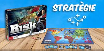 Jeux de stratégie et de société
