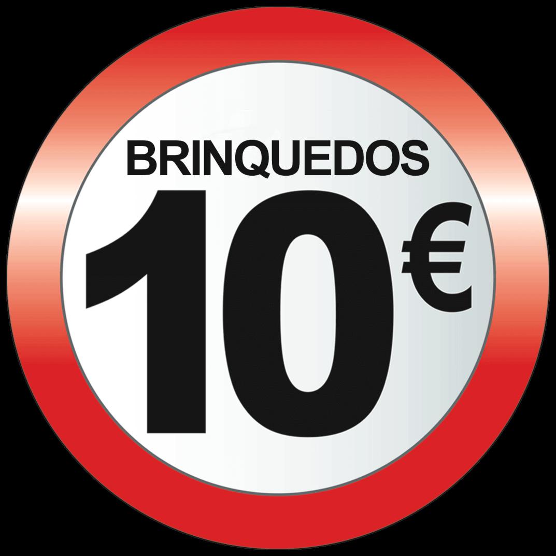 Brinquedos 10€