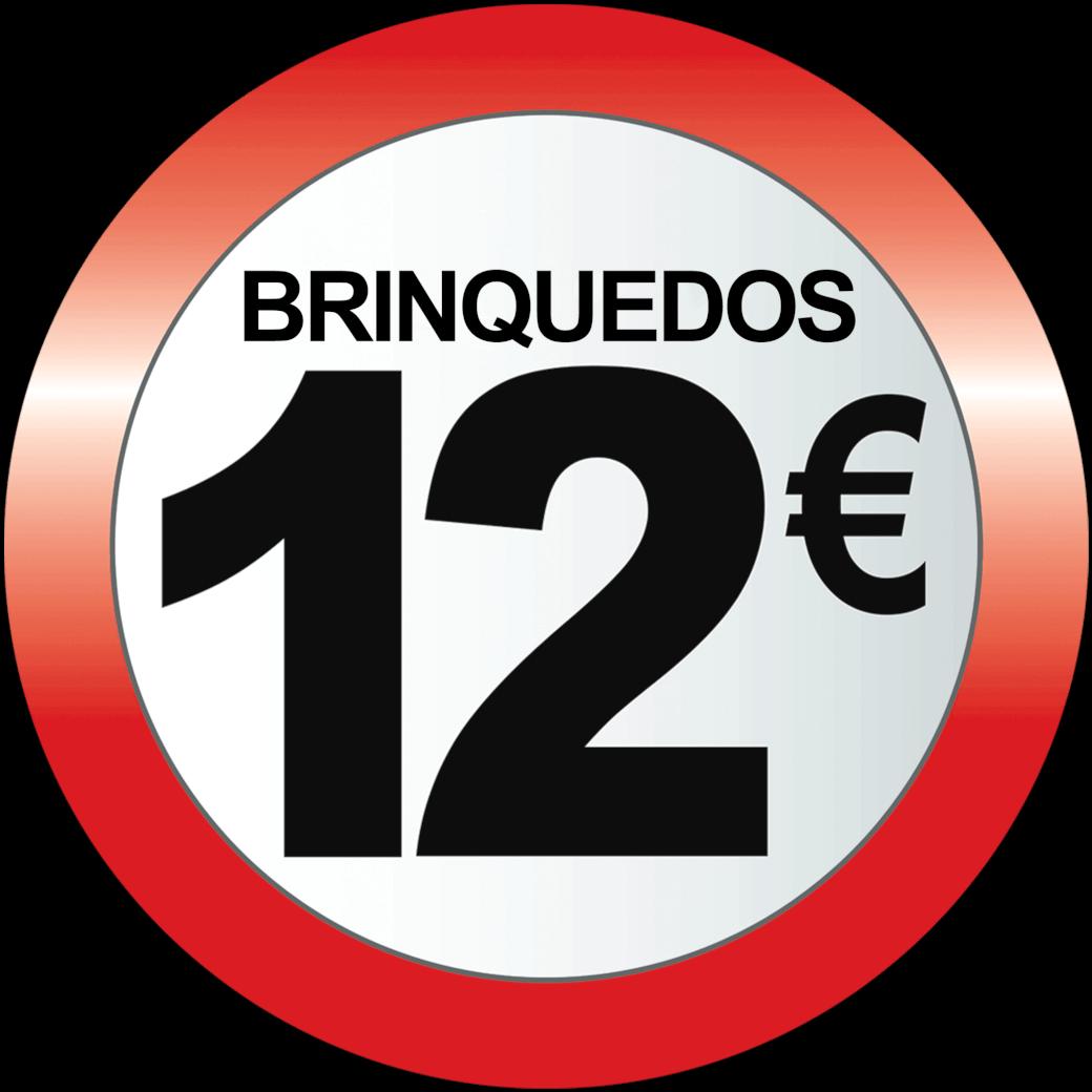 Brinquedos 12€