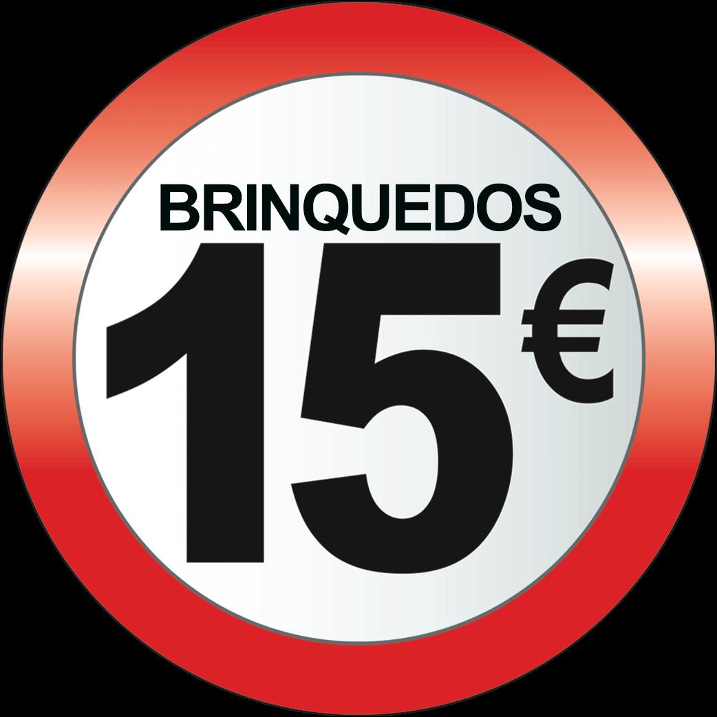 Brinquedos 15€