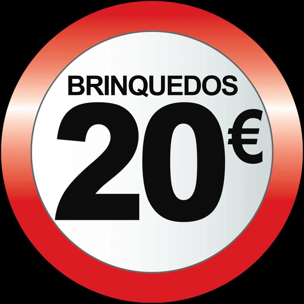 Brinquedos 20€