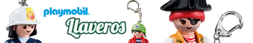 Playmobil porta-chaves