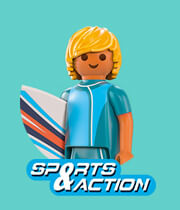 Playmobil Sports Action